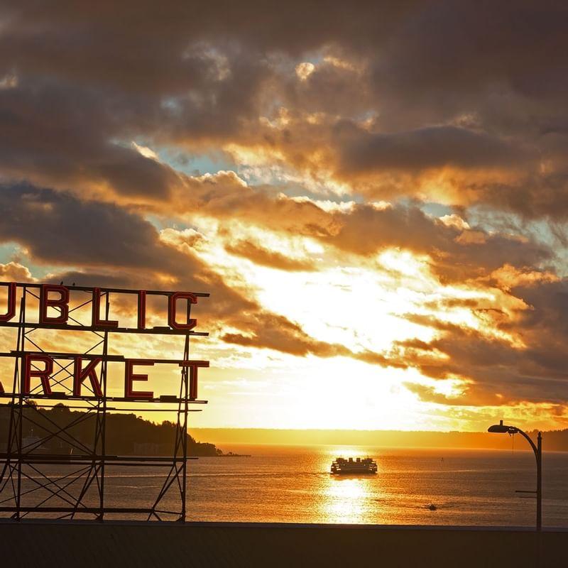 Pike Place Market - WARWICK CORPORATE