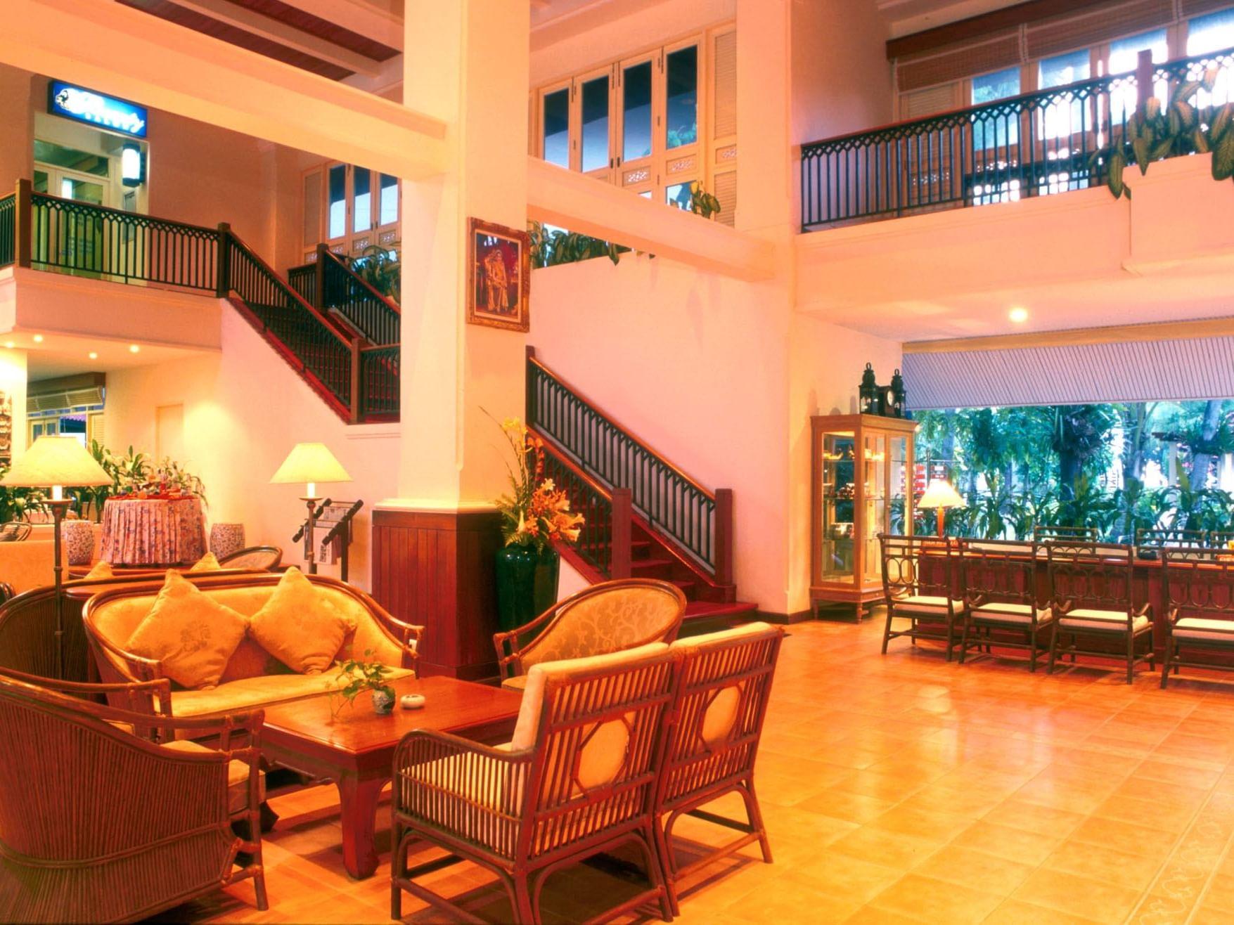 Lobby  - Amora Hotel