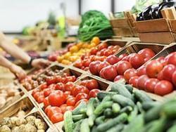Farmers market in Daytona Beach