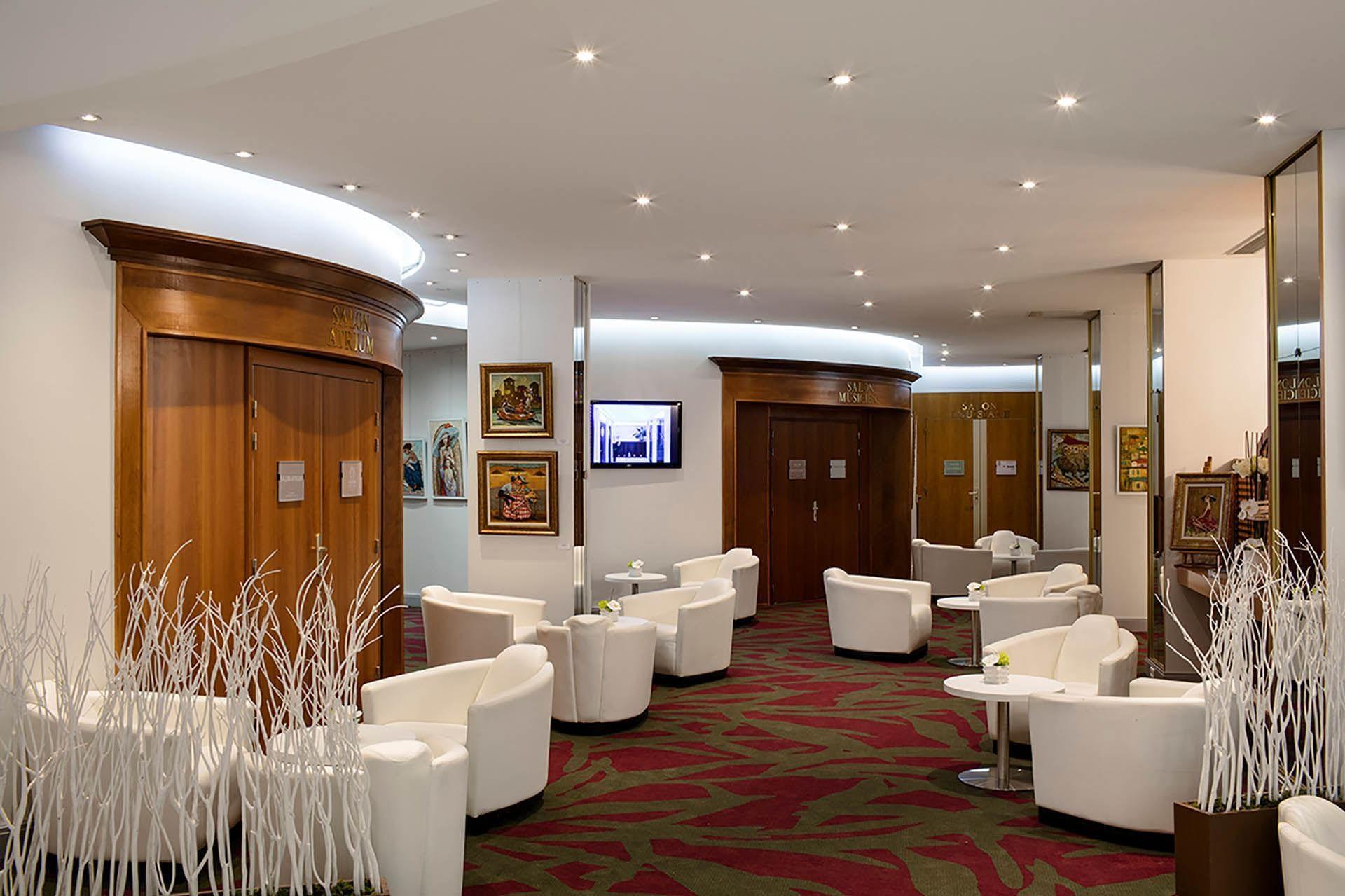 Lobby at Splendid Hotel and Spa