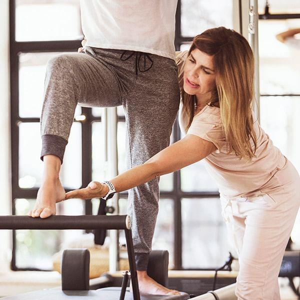 Fitness center at Marbella Club