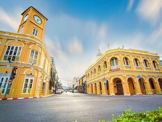 Phuket Old Town - HOP INN HOTEL