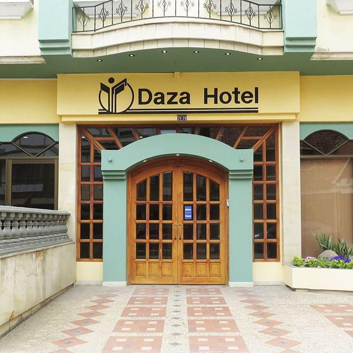 Hotel Daza by DOT Urban
