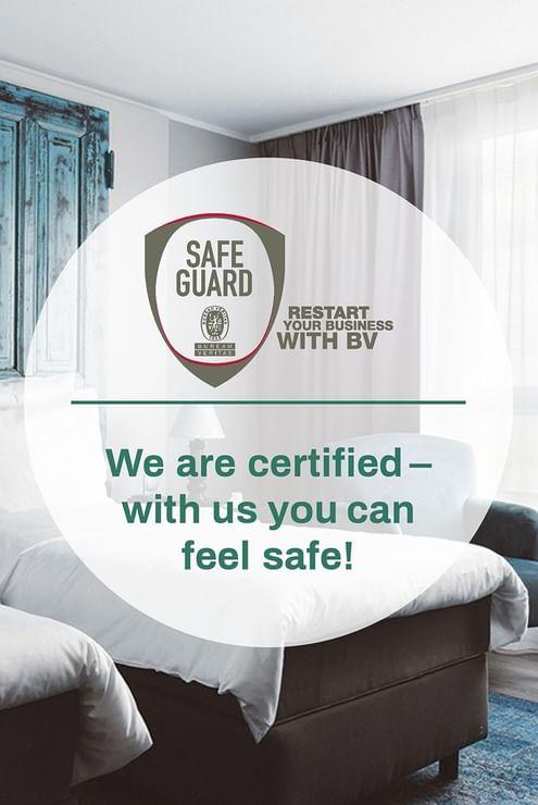 feel safe logo