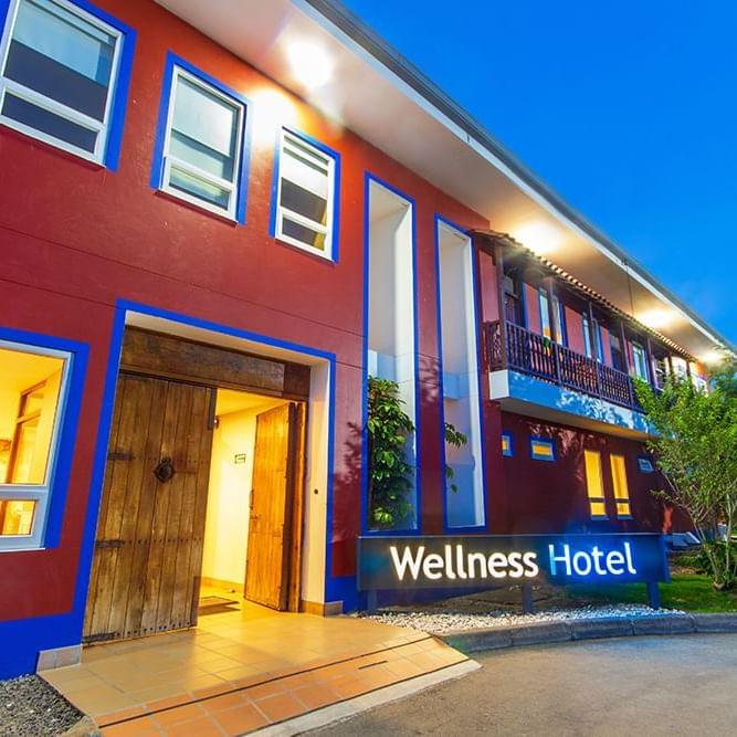 Hotel Wellness Home Cajicá