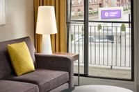 Coast Prince George Hotel by APA - Premium Junior Suite Queen