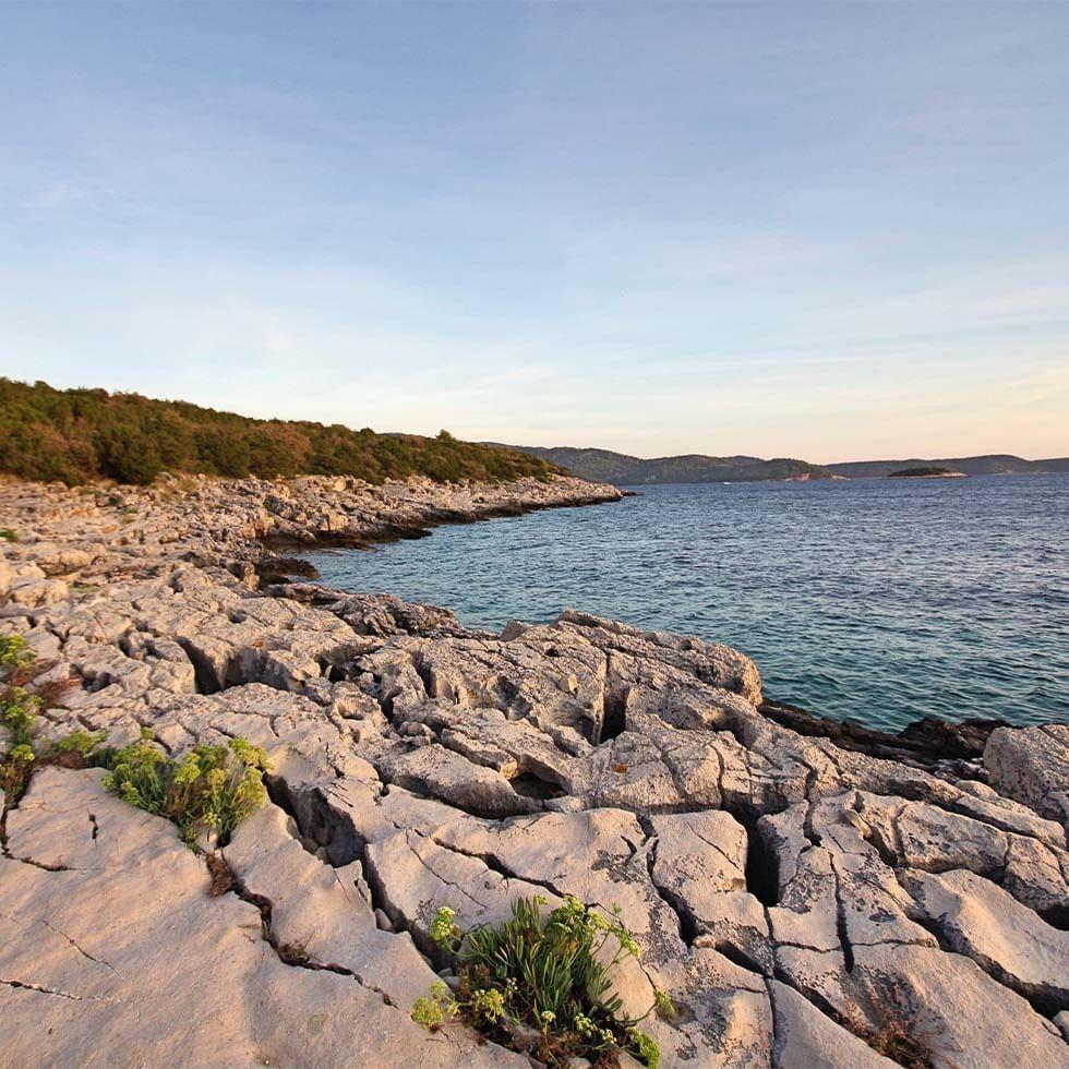 National Park Kornati Islands near Falkensteiner Hotels and Residences