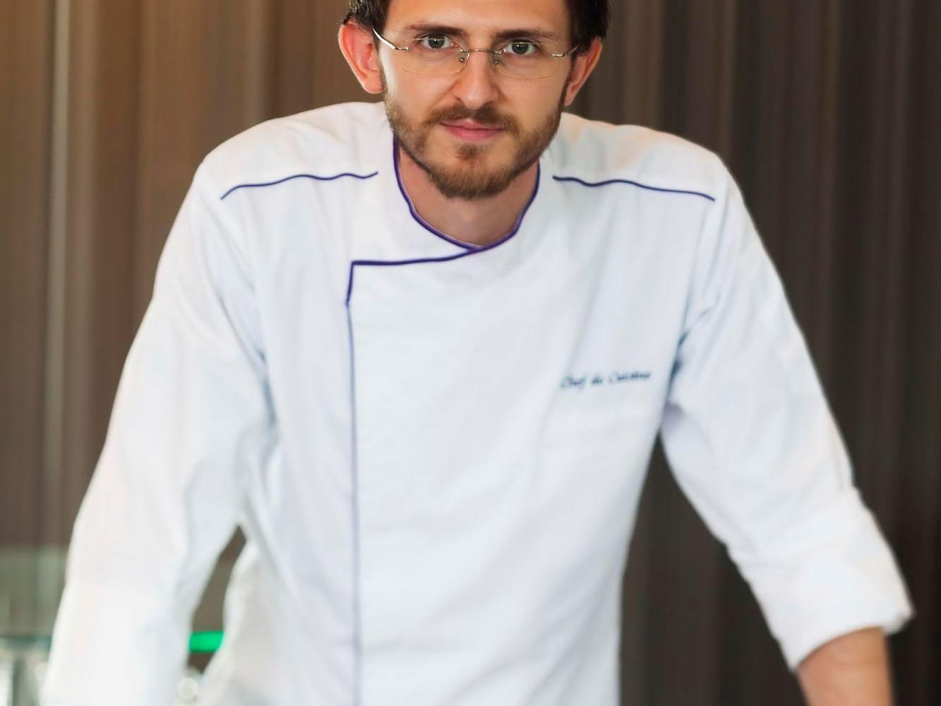 Your Chef  Chef Amerigo Sesti  at U Hotels and Resorts