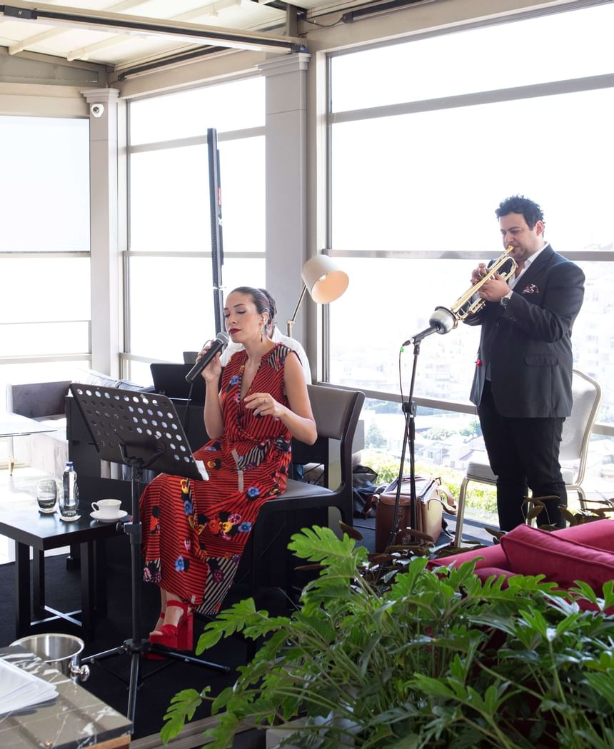 Events in Istanbul - CVK Park Bosphorus Hotel Istanbul