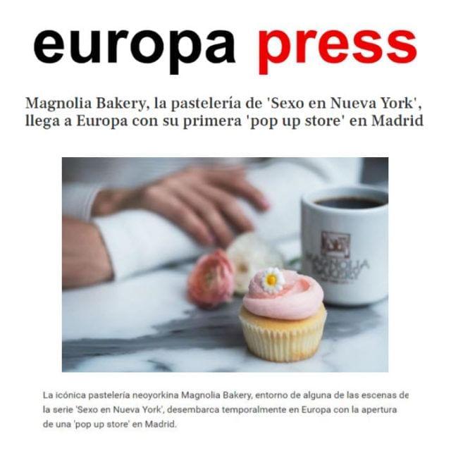 Gran Hotel Inglés en Europa Press