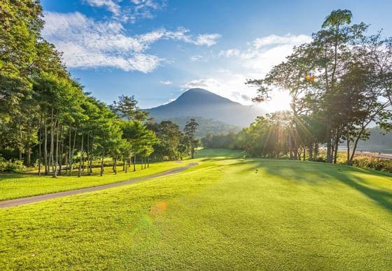 Chatrium Golf Resort Soi Dao Golf Course