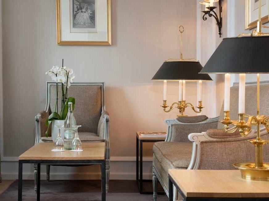 Suiten im Hotel München Palace