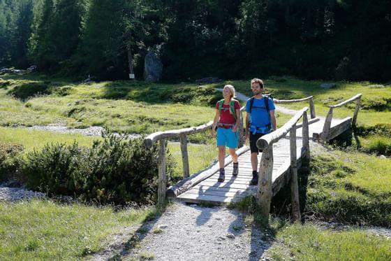 Hiking around Schloss Pichlarn