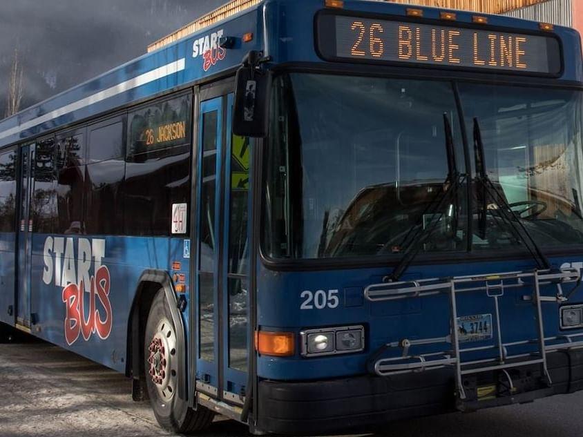Start Bus tickets