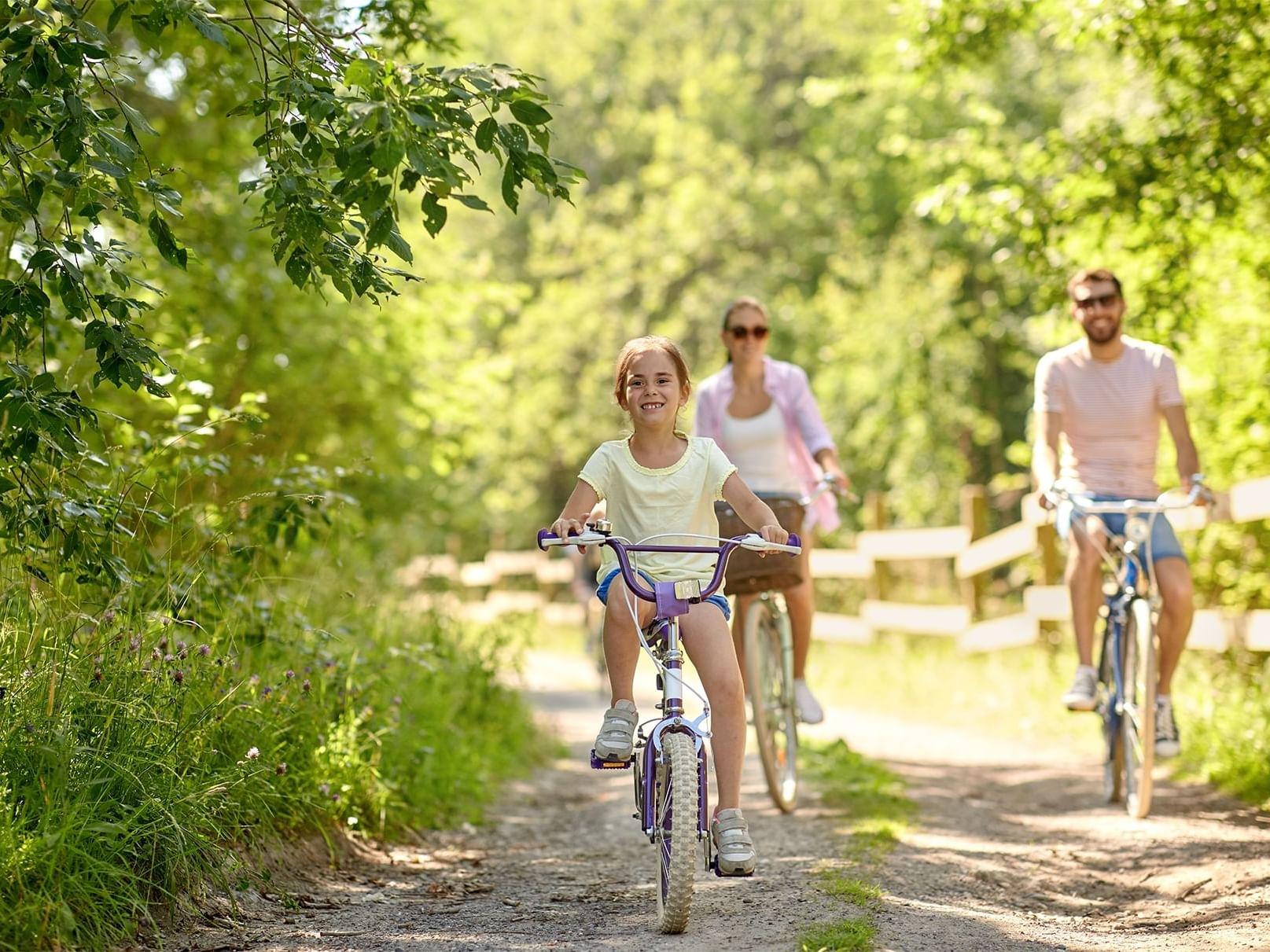biking at Precise Resort Rügen