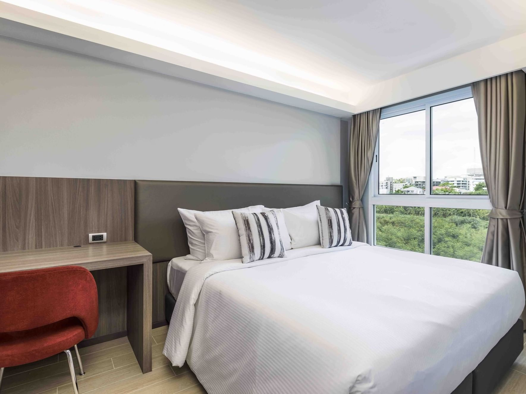 View of One bedroom suites at Maitria Hotel Rama 9 Bangkok