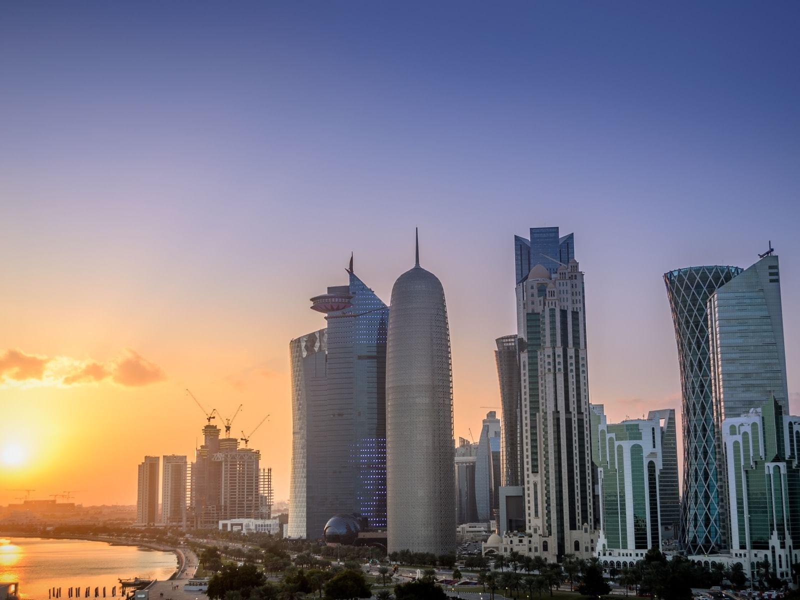 Ville de Doha