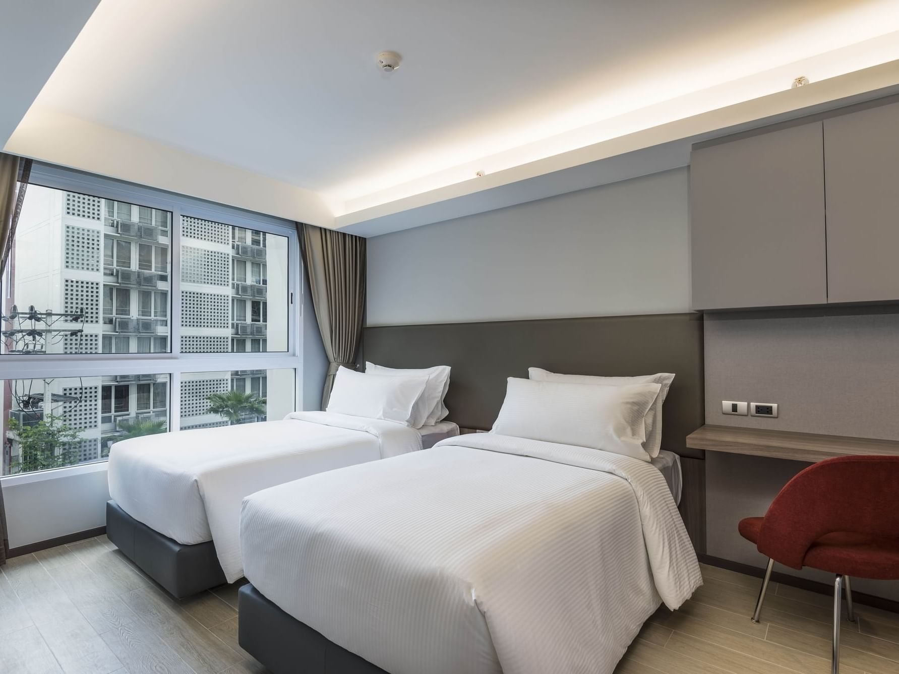 View of Deluxe Two bedroom Residence at Maitria Hotel Rama 9