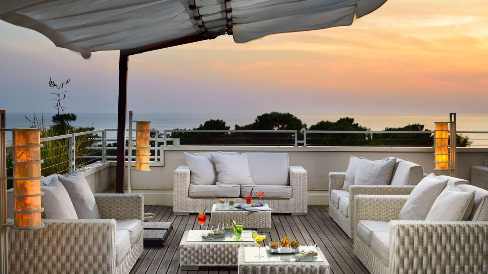 "Versilia Roof Bar & Restaurant by ""UNA cucina"""