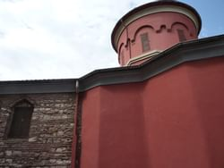 St. Mary Church of the Mongols Eresin hotels sultanahmet