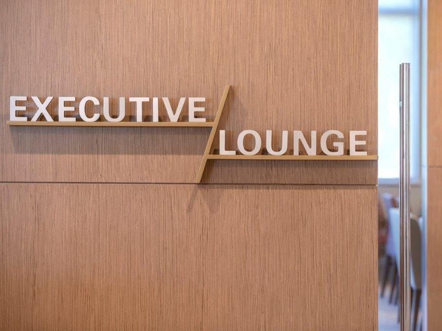 Executive Lounge at eresin hotels topkapi