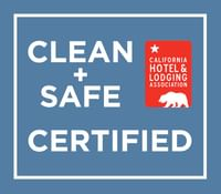 Logo for CHLA's Clean and Safe Certification