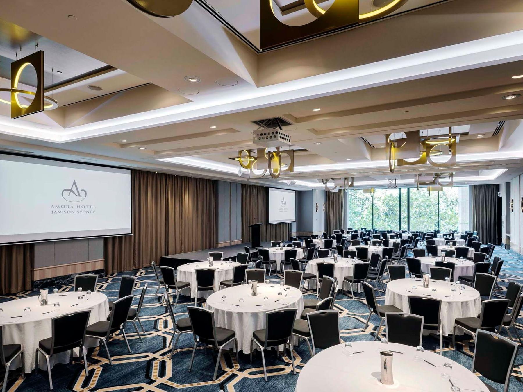 Whiteley Ballroom - Amora Hotel
