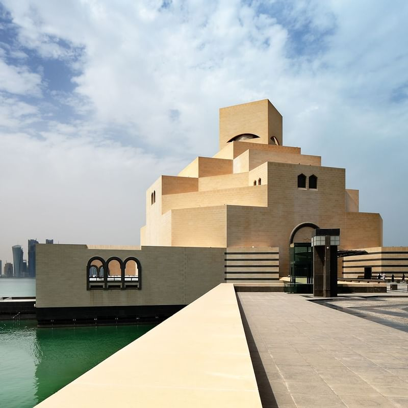 Museum of Islamic Art - WARWICK CORPORATE