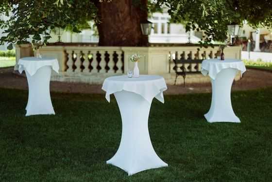 Hochzeit in Schloss Pichlarn
