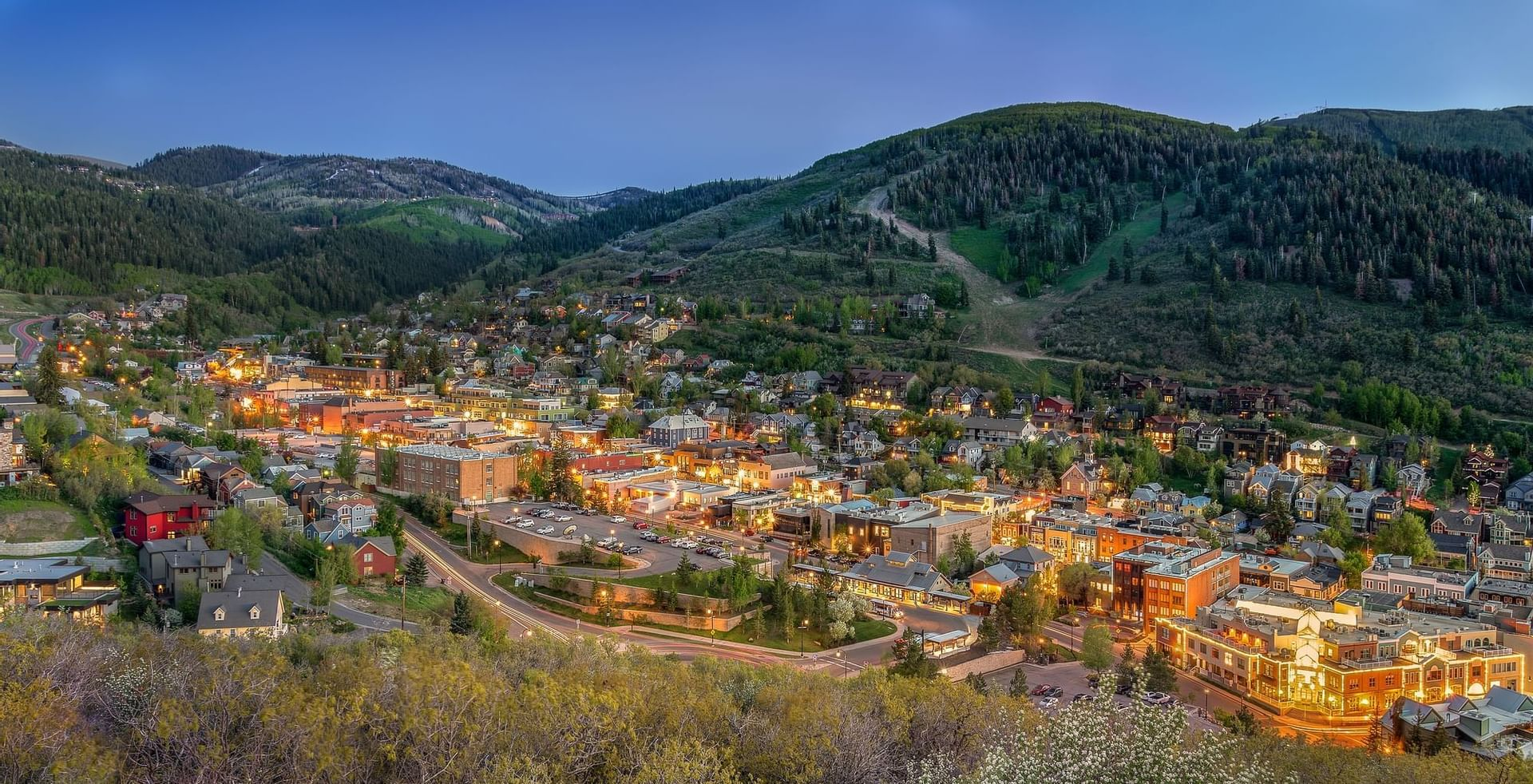 Park City Old Town Summer