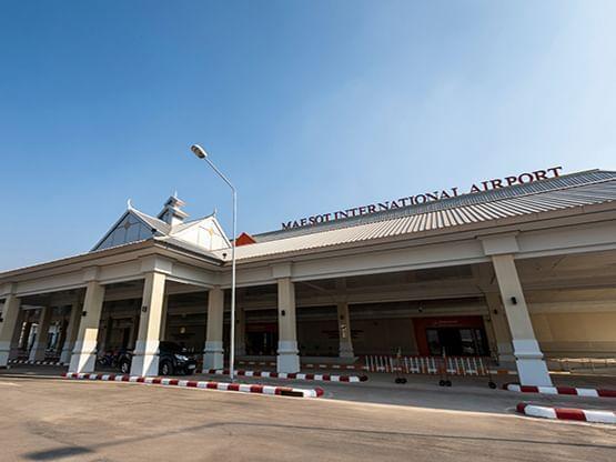 Mae Sot International Airport - HOP INN HOTEL