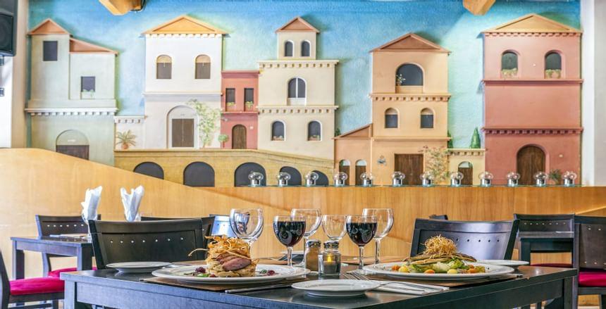 Restaurante de Los Amigos Beach Club, Málaga