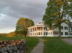 Exterior view of Hill-Stead Museum  near Avon Old Farms Hotel