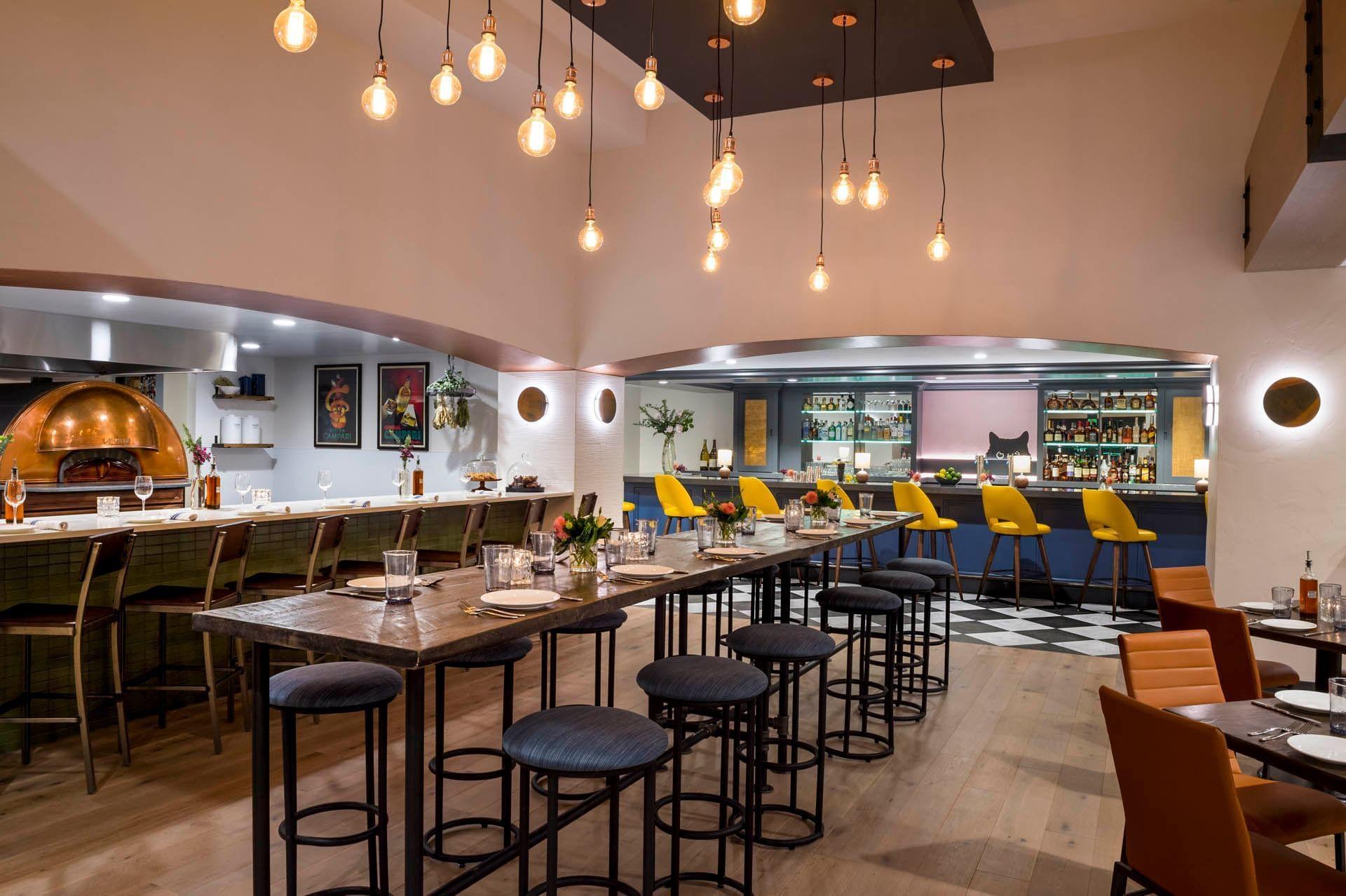 Gattara Restaurant at Warwick Denver