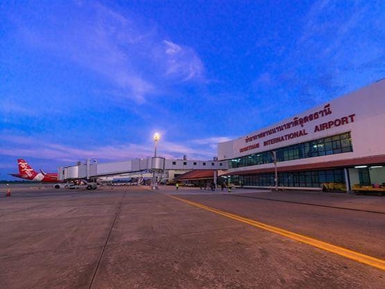 Udon Thani International Airport - HOP INN HOTEL