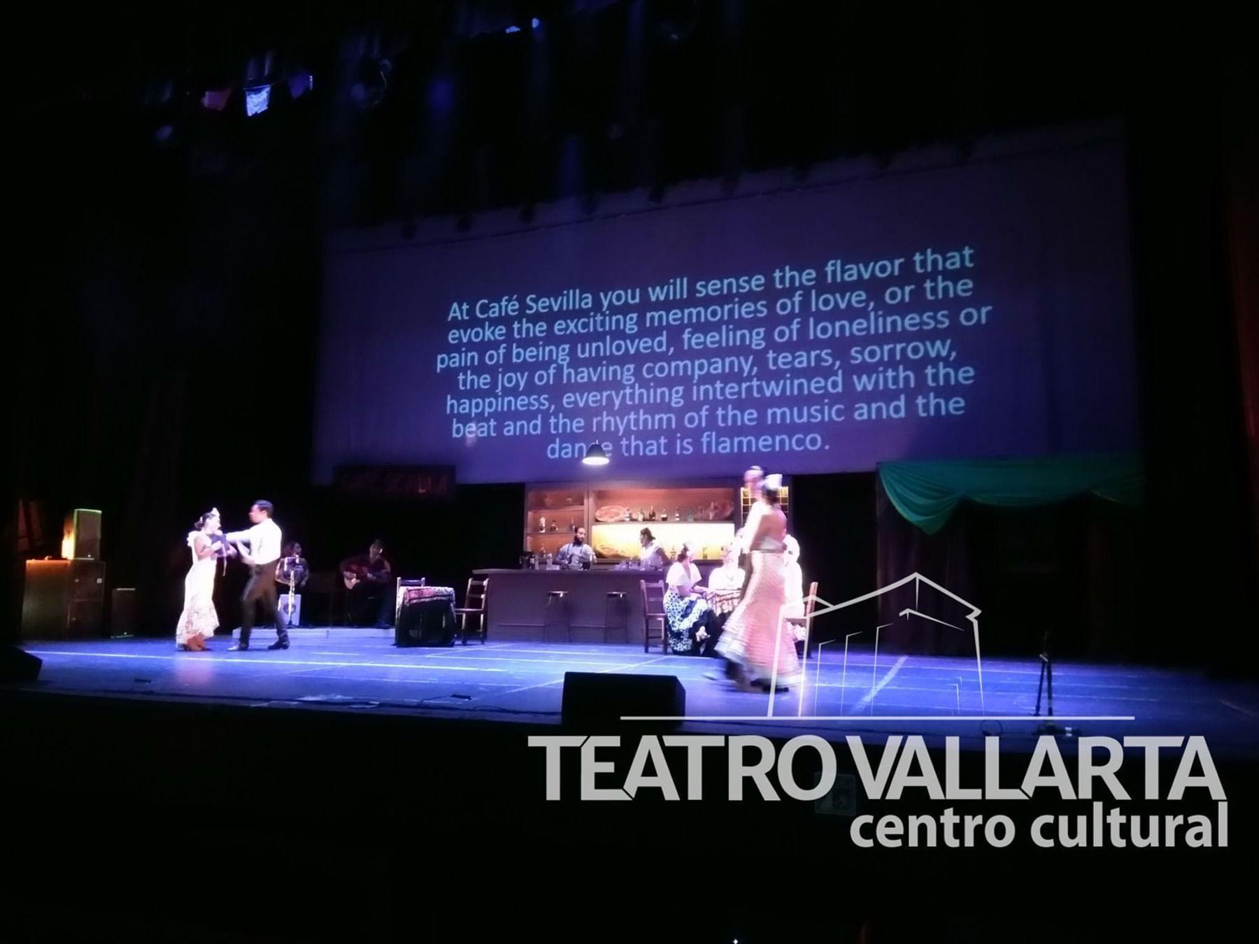 Theater Vallarta at Plaza Pelicanos Grand Beach Resort Hotel