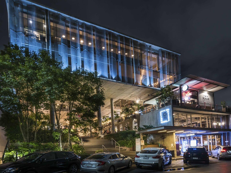Thonglor-Ekkamai Road Area near Chatrium Hotel Riverside Bangkok