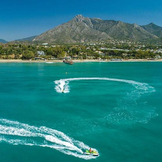 Places around Marbella Club