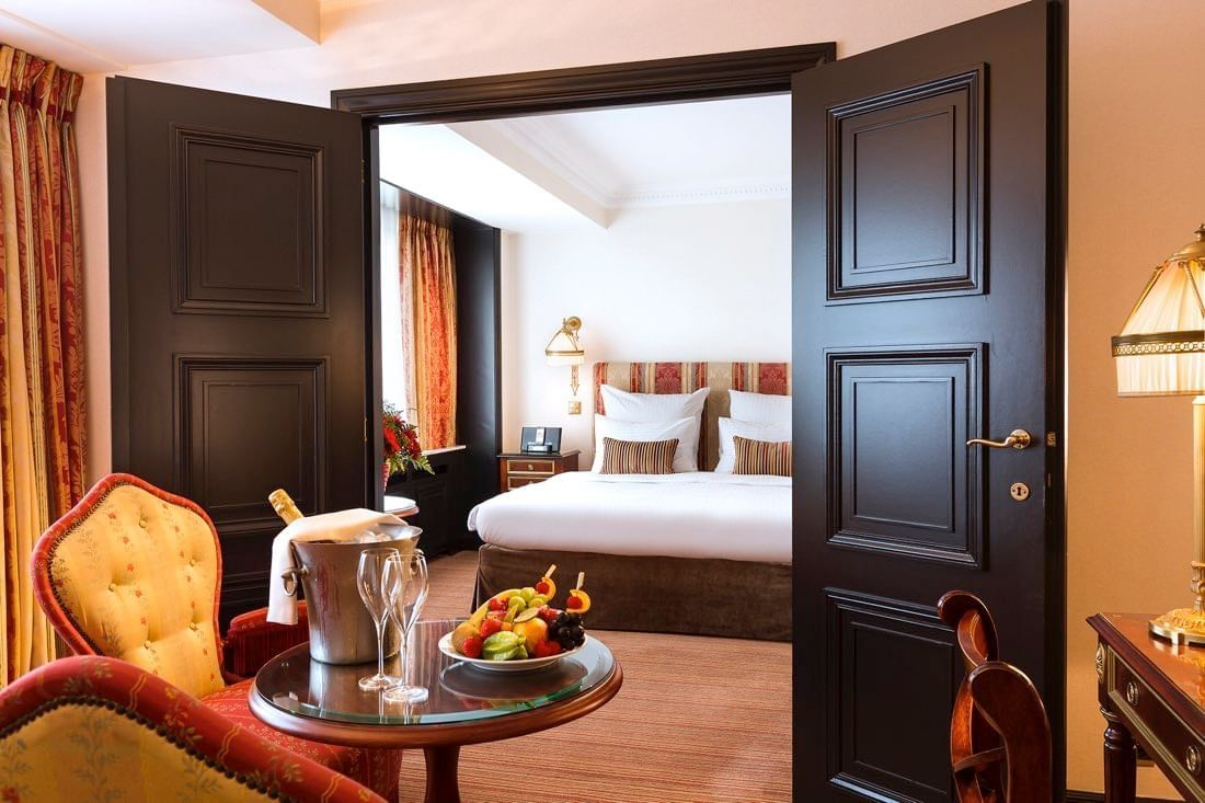 Warwick Suite  at Hotel Barsey by Warwick