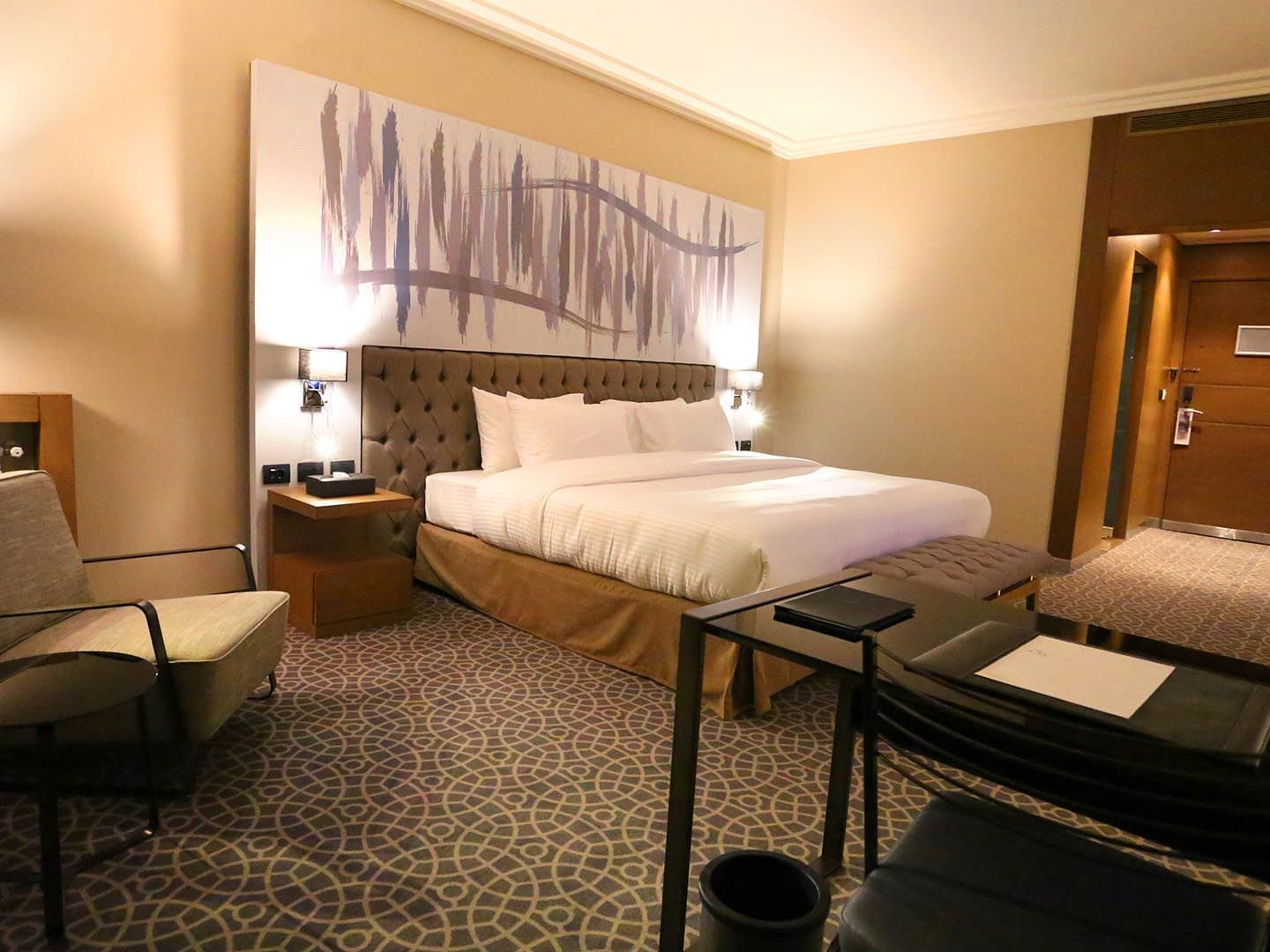 Superior Room at Mist Hotel and Spa