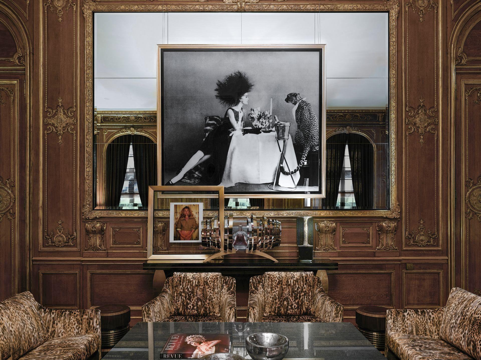 Champagne Lounge at Patrick Hellman Schlosshotel