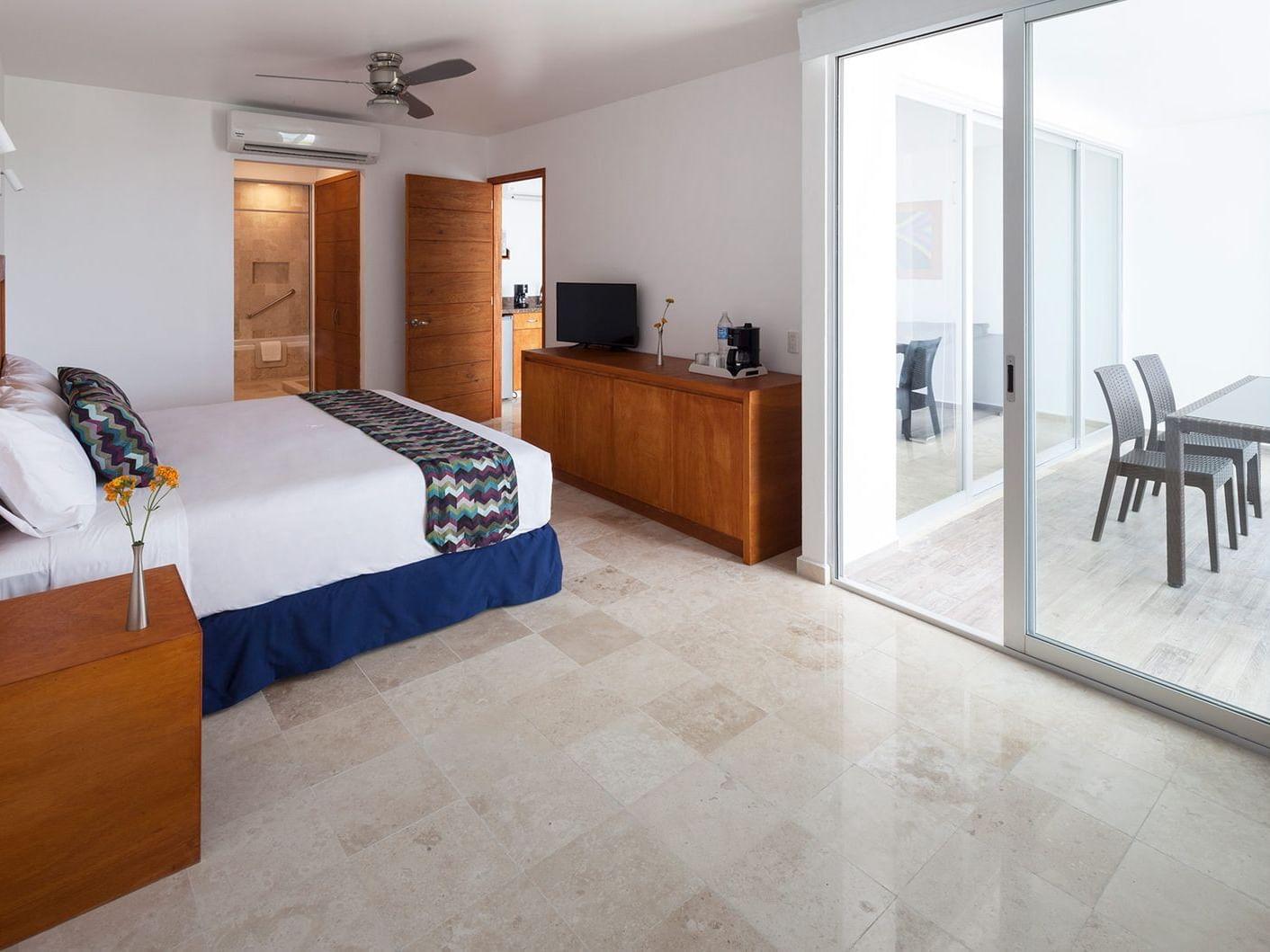 Deluxe Suite at Hotel Villa Varadero