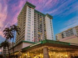Waikiki Resort Hotel Exterior