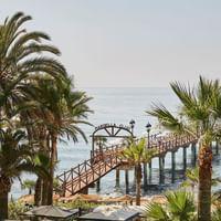 Beach Club at the Marbella Club