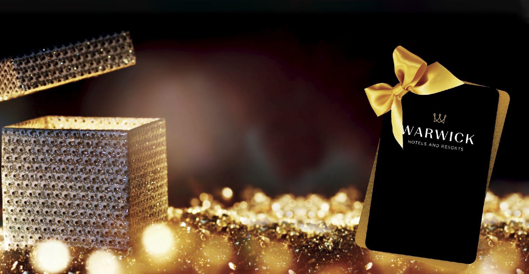 E-Gift Card Warwick Hotels and Resorts