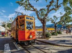 Tram of Soller