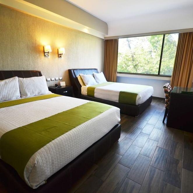 Hotel Diana del Bosque by DOT Urban