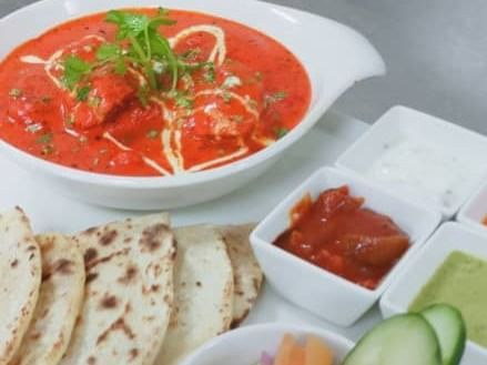 Pakistani and Indian Subcontinent Cuisine at Danna Langkawi
