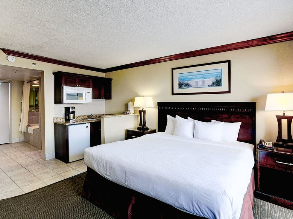 Studio oceanfront deluxe at Diamond Resorts Virginia Beach