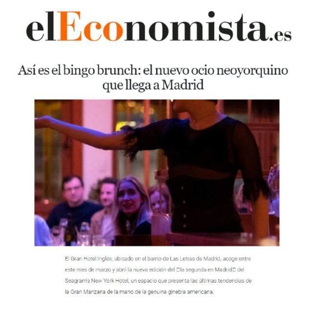 Gran Hotel Inglés en El Economista